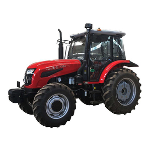 Lutong 4WD 60HP Turbo charge Motor LYH404 Wheel Tractor in Brazil