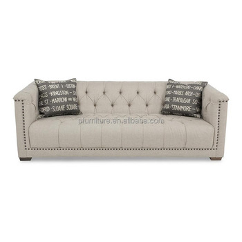 PFS390118 Wooden Frame Modern Furniture Leather Or Fabric Sofa