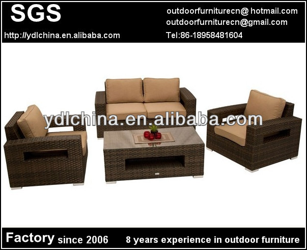 outdoor rattan and wicker furniture