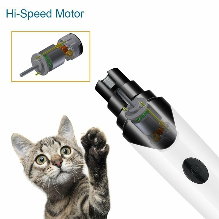 Wholesale New Arrival Cordless Professional Pet Hair Trimmer Electric Cat Dog Pet Hair Clipper
