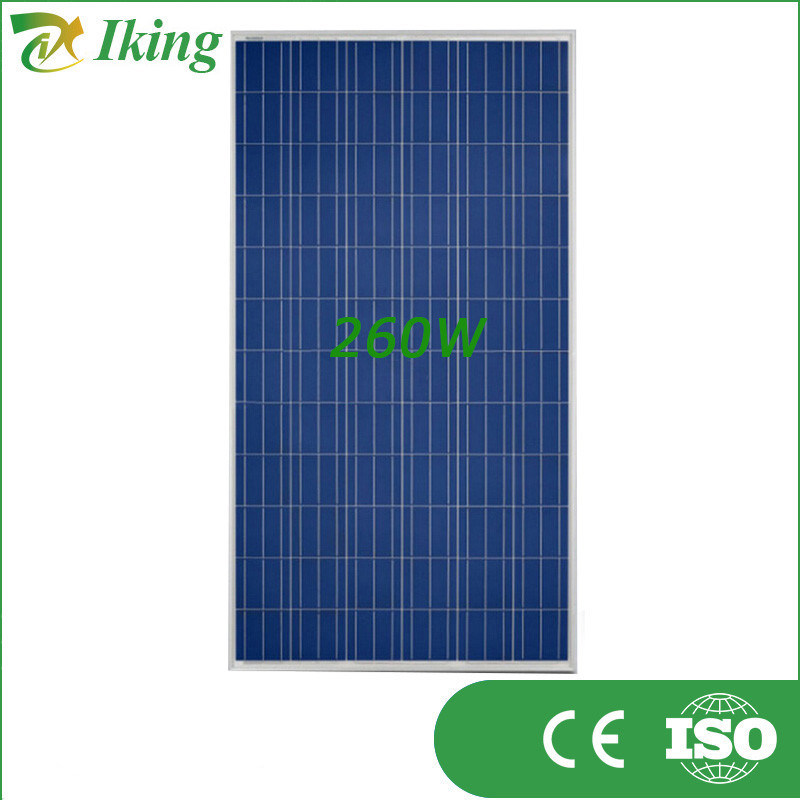 High Power Solar Module/300W18V Polycrystalline Solar Panel/300W Poly Solar Panel Price India