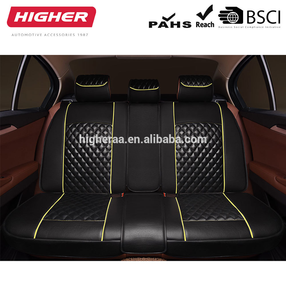 SZ8008 9 pcs universal car seat sofa cover factory from china