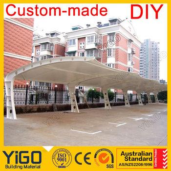 Zhengte Car Canopy Tarps Tent Cover