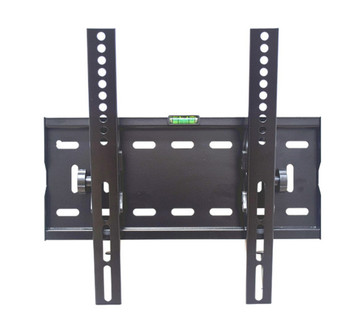 Carbon Steel 19 inch Lcd Tv Wall Mount Bracket Tilt 30 Degrees VEAS 300*300