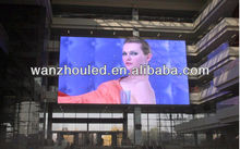 Easy for installation and transportation!!!!! rental led display screen p8 p10 p16