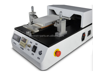 Built-in Vacuum Pump Metal Automatic LCD Separator for Separate Assembly Split LCD Touch Screen Glass