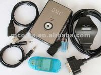 Car MP3 Player with USB SD AUX input for vw audi (CE FCC RoHS approval)