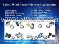 Solar and Wind Educatrion kit