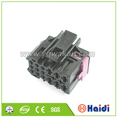 1j0 962 615-2 Haidi Vw 15pin Female Elelctrical Adapter Connector ...