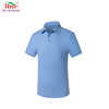 New Printed Polo Shirt For Casual Work Uniforms With 100% Cotton T-Shirt
