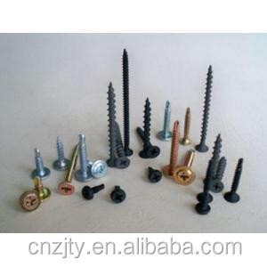 high quality galvanized black drywall Screw, Hex head self drilling screw OEM/ODM service offered