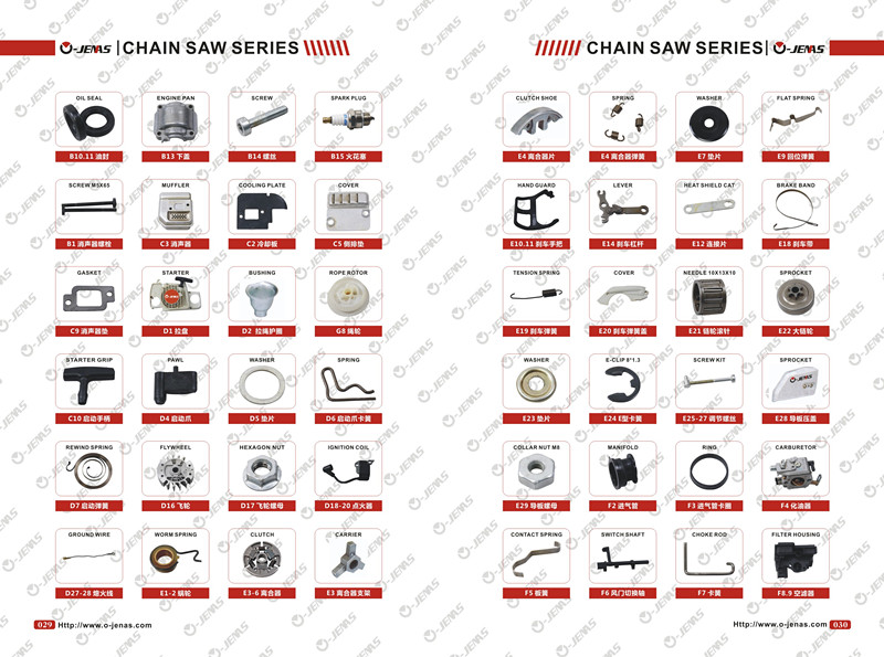 एक संख्या कम chainsaw श्रृंखला कीमत अच्छी तरह से बेच के इस साल के अंत में
