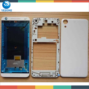OEM New for HTC Desire 626 Full Housing Cover (Faceplate+Middle Frame+Back Cover), for HTC 626 Full Set Housing