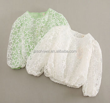 0fbce7a157e374 Lace Tops For Girls