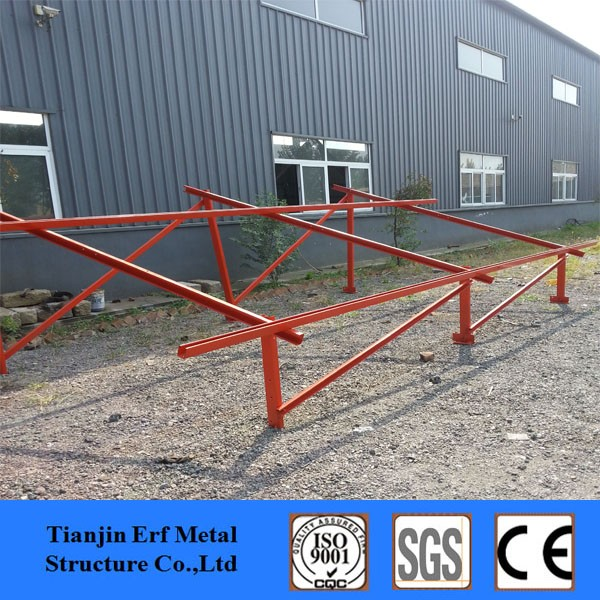 30x20x5 galvanized steel sections gj channel , solar photovoltaic stents system
