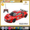 4 channels small rc racing car with light