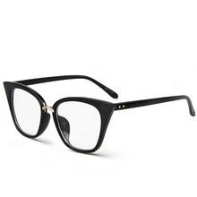 Оправа для очков, женские компьютерные оптические винтажные очки для глаз, прозрачные линзы Armacao de RS266(Китай)