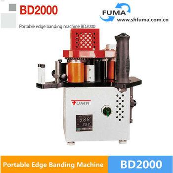 portable edge banding machine