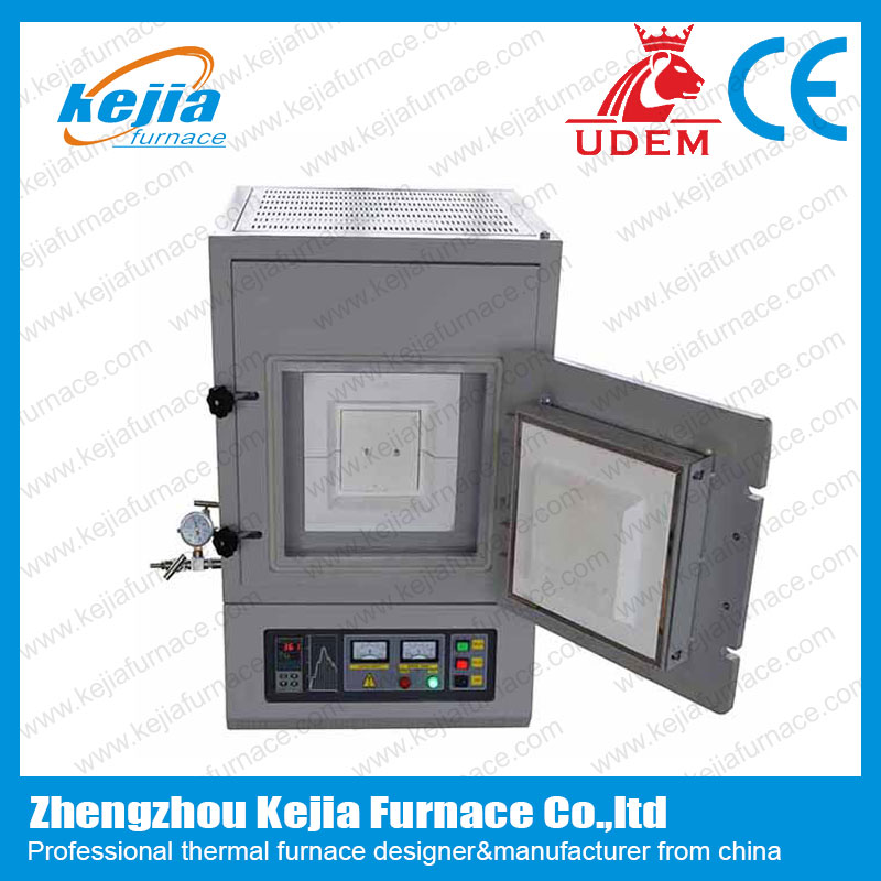 1700c atmosphere furnace used Heat treating or Preheating for sale