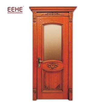 Interior Design Wooden Door Glass Inside Wood Door Interior Door For House Residential Buy Modern Wood Door Designs Modern Door Designs For Houses Wood Framed Glass Doors Product On Alibaba Com
