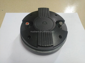 High quality compression driver tweeter hot sellingwith titanium diaphragm