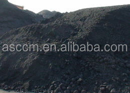 Ningxia coal carbon additive 95% FC and 0.2%S 0-15mm