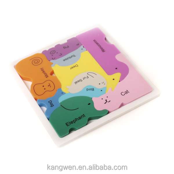 simplex toys silicone puzzles cheap educational toys for kids