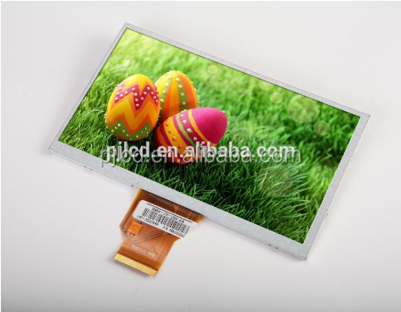 "LCD tft 800x480 touch 7"" inch WVGA with RTP and control board LCM (PJT700P70H50-300P50R)"