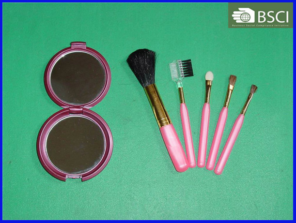 hzb-004 cosmetische borstel en make-up borstel set