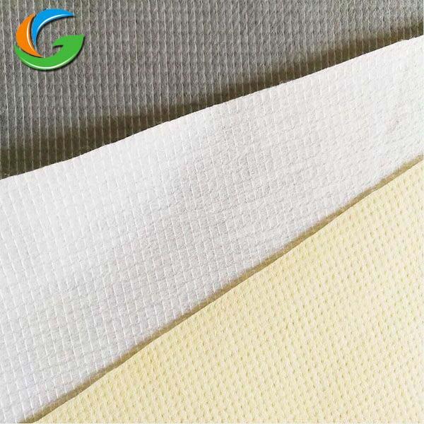 Quanzhou Золотой нетканые Co Ltd 100% полиэстер стежка облигаций нетканые ткани Китай поставщика