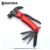 High-quality multi-function camping and household 7 in 1 Claw hammer