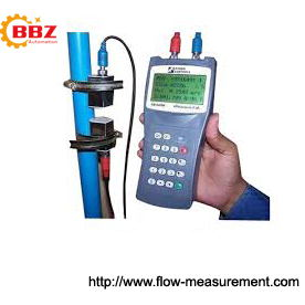 BBZ - FLUXUS F401 portable ultrasonic flowmeter suitable for various environment