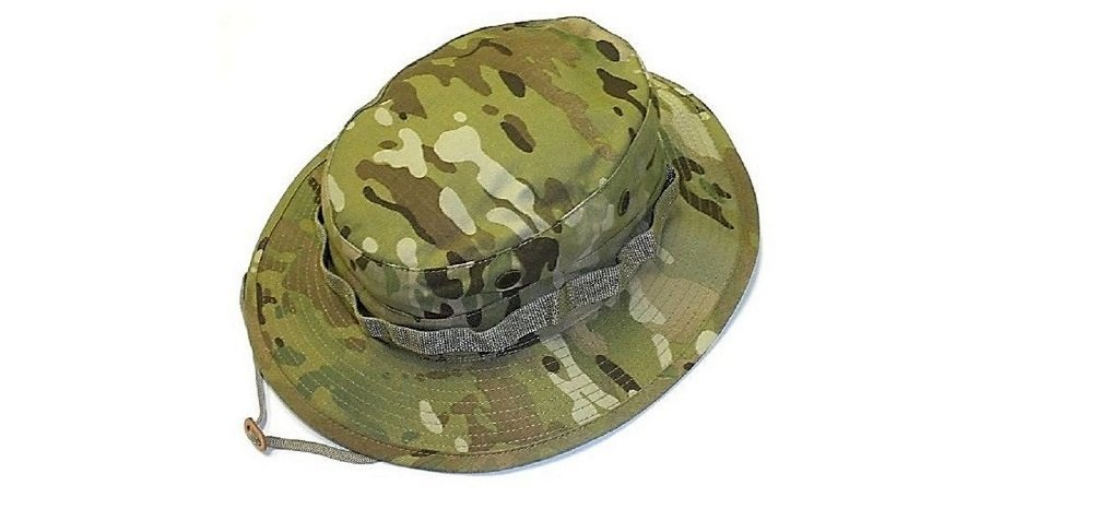 US Military Style Issue Boonie Hat, Made in USA