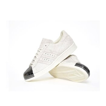 Adidas Superstar 80's Metal Toe Damen Sneaker Metallisch