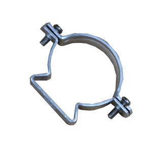 Painting Metal Conduit Saddle Clamps