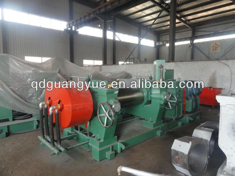 Qingdao Guangyue Two-roll Rubber Mixing Mill - Buy Rubber