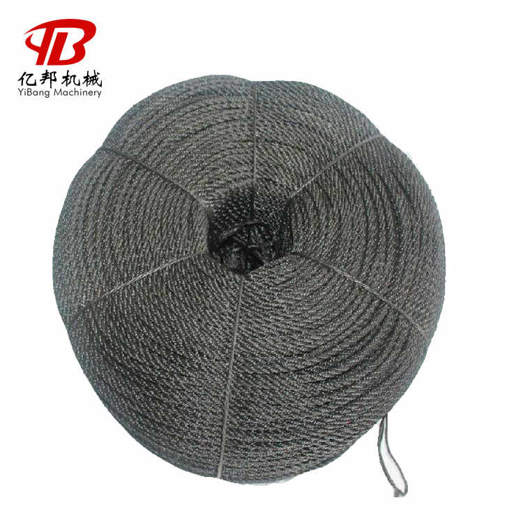 Não é fácil de fratura fibra de cânhamo corda de sisal natural made in China