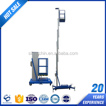 Advance Portable Electric Single Man Lift - Buy Single Man Lift,Electric  Single Man Lift,Advance Man Lift Product on Alibaba com