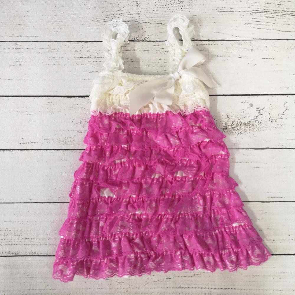 Encuentre el mejor fabricante de vestidos blancos para niña y ...