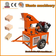 WT1-20 interlocking/paving block making machine