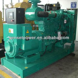 WIth Cummins Engine Water Cooled Power Diesel Generators prices list