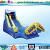 2015 new designed dry slide,EN14960 inflatable slide for sale,dry slide entertainment