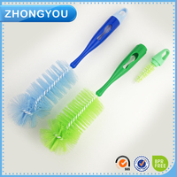 Factory supply ECO-Friendly bottle cleaning brush
