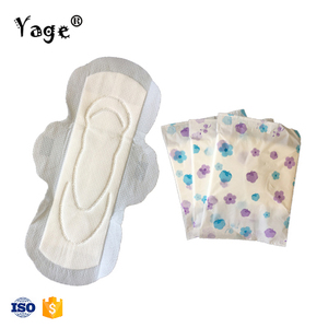 Brand name disposable belted sanitary napkin with free samples