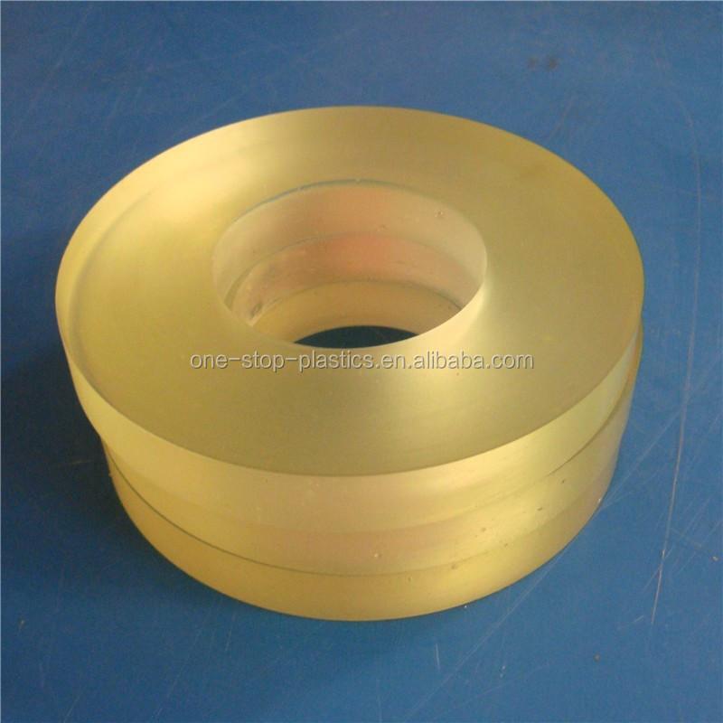 Wear-resistance Plastic Part Polyurethane Elastomer Nbr Rubber ...