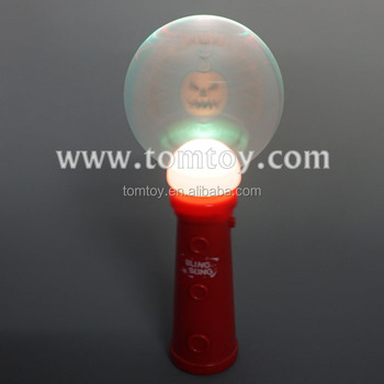 Halloween Party Favor LED Spinner Wand