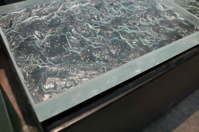 25mm Thick Glass Table Top 1 To 2 Inch Thick Glass Slab