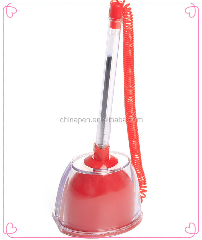 canton fair best selling product table pen ball pen with pen stand