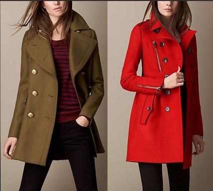 Italiana Moda Mujeres Buy Abrigos Marca Elegante Formal 2014 pgd50wq