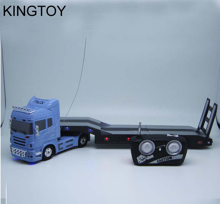 Big Size Toy multifunctional 6 remote control trailer remote